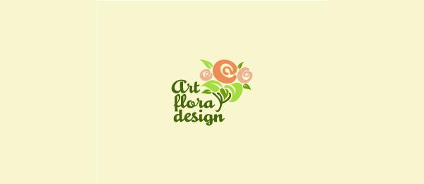 art flora logo 6