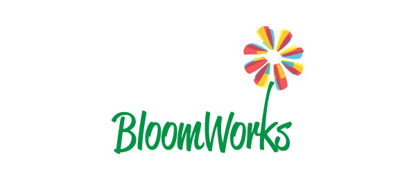 bloom works logo 21