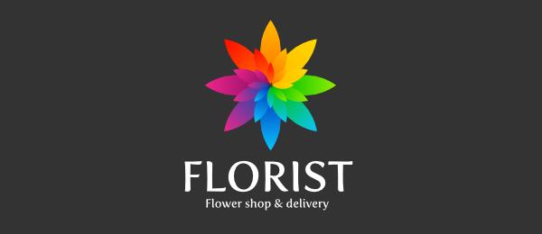 50 Beautiful Flower Logo Designs For Inspiration Hative
