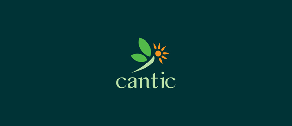 flower logo cantic 42