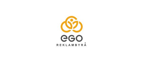 flower logo ego 9