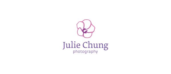 julie chung flower logo 33