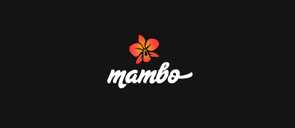 red flower logo mambo night club 26