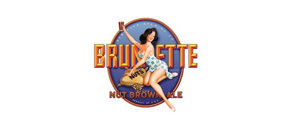 brewing company logo brunette 33