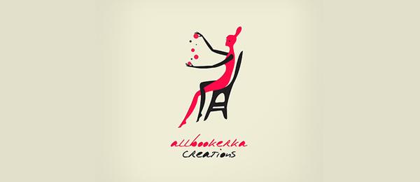 design studio girl logo 26
