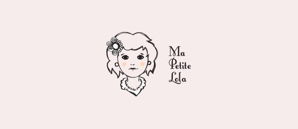 fashion logo girl 15