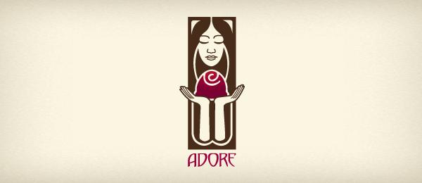 girl logo adore 36