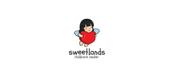 girl logo childcare center 10