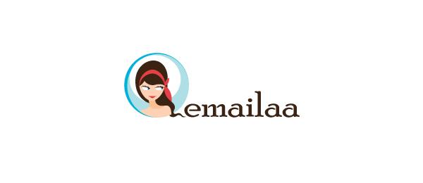girl logo emailaa 45