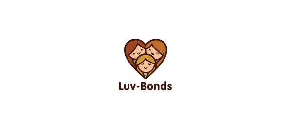 girl logo luv bonds 35