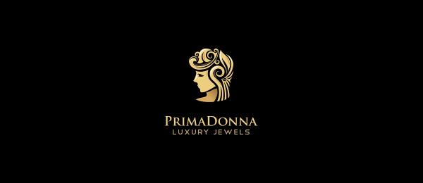 girl logo luxury jewels 13