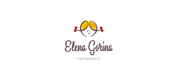 girl logo photography 3