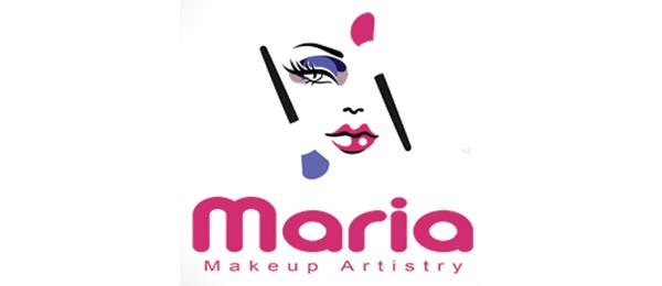 makeup artistry girl logo 51