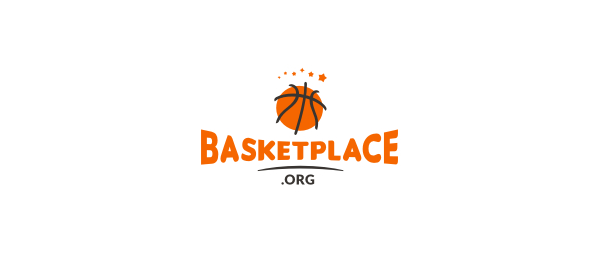 basket place globe logo 45