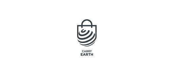 carry earth logo 38