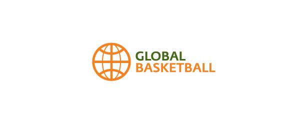 global basketball logo 41