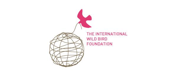 globe and bird logo 49