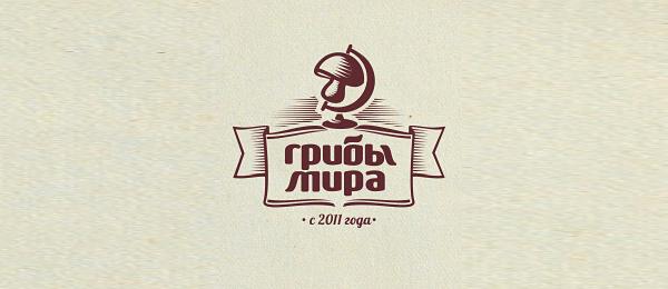 globe logo mushrooms of the world 22