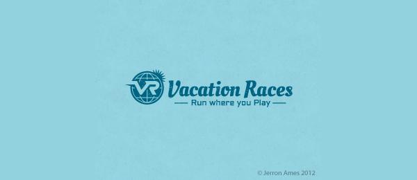 globe logo vacation race 11