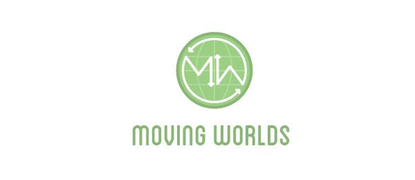 moving worlds chart globe logo 40