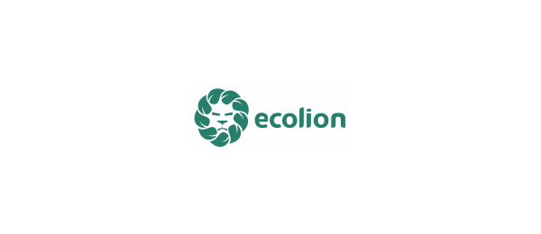 green lion logo ecolion 23