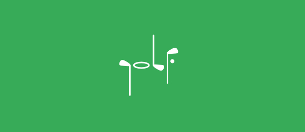 green logo golf 18