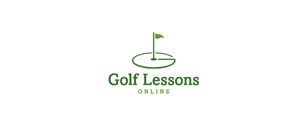 green logo golf lessons online 57