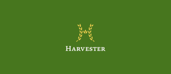green logo harvester 36