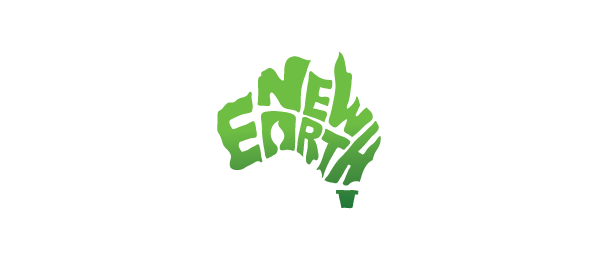 green logo new earth 38