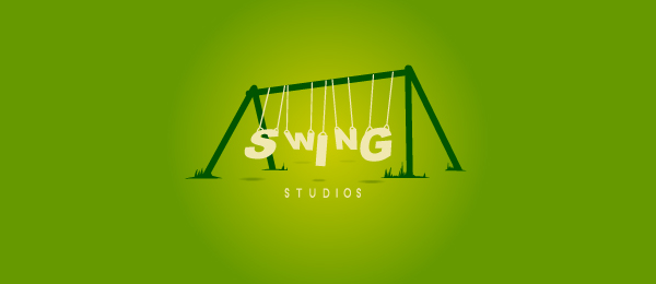 green logo swing studios 14