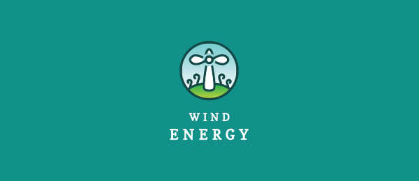 green logo wind energy 53