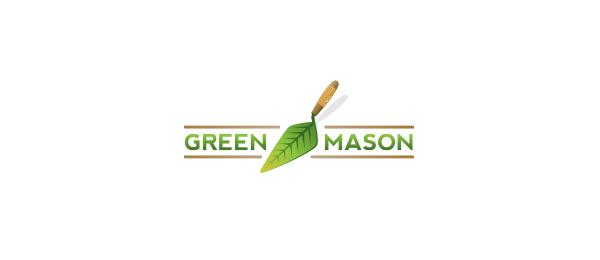 green mason logo 21