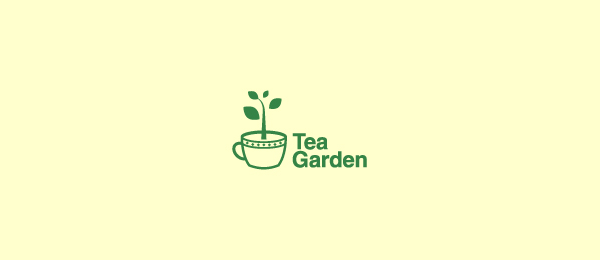 green tea garden logo 3