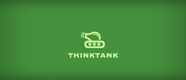 green think tank logo 9