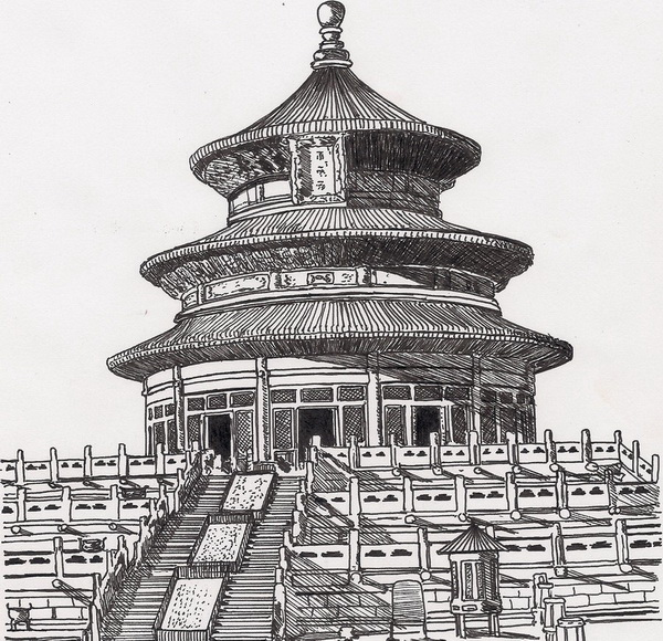 10 Beautiful House Pencil Drawings For Inspiration