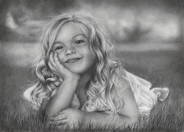 10+ Lovely Kid Drawings for Inspiration - Hative