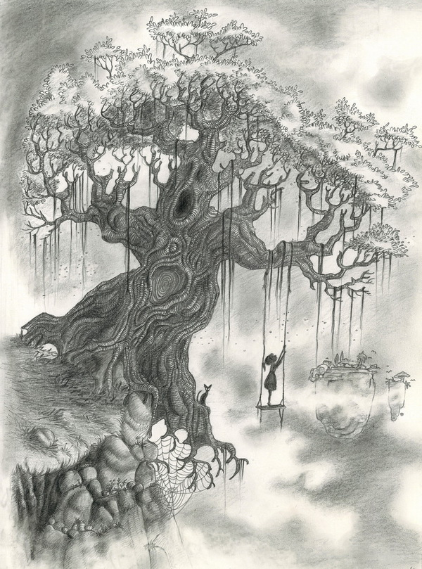 Tree Drawing 1