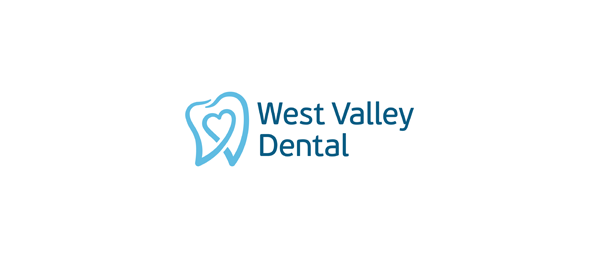 blue heart dental logo 9