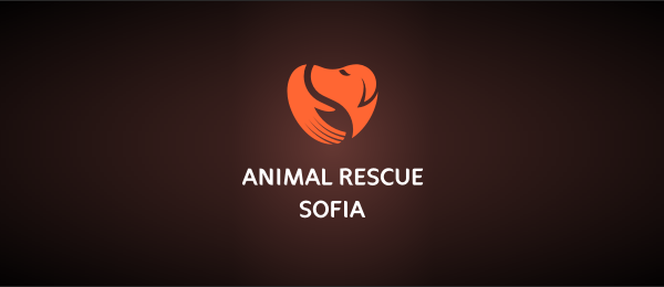 heart logo animal rescue 20