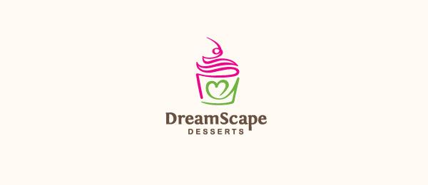 heart logo dreamscape desserts 23