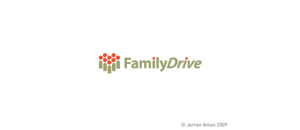heart logo family drive 30