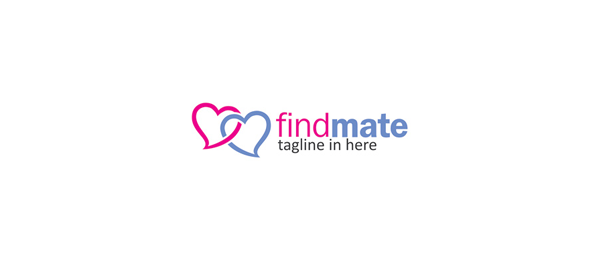 heart logo find mate 7