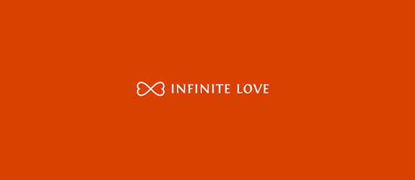 heart logo infinite love 14