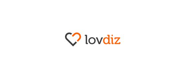heart logo lovdiz 26