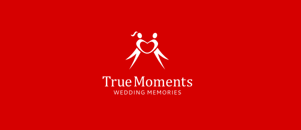 heart logo true moments 15