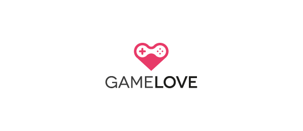 red heart logo game love 12