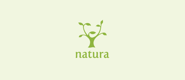 tree heart logo natura 11