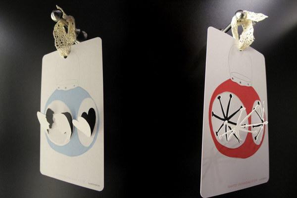 christmas card clip art 9