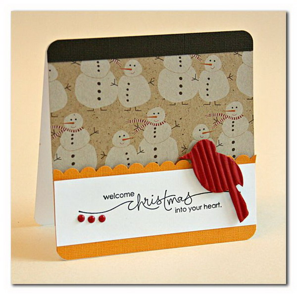 christmas card craft 14