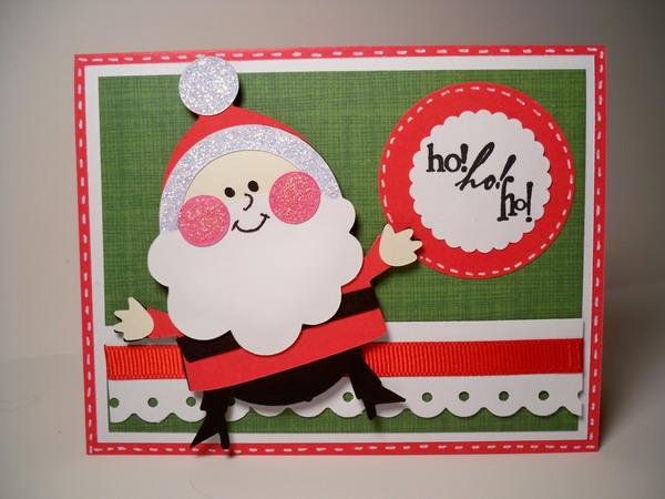 santa christmas card 31